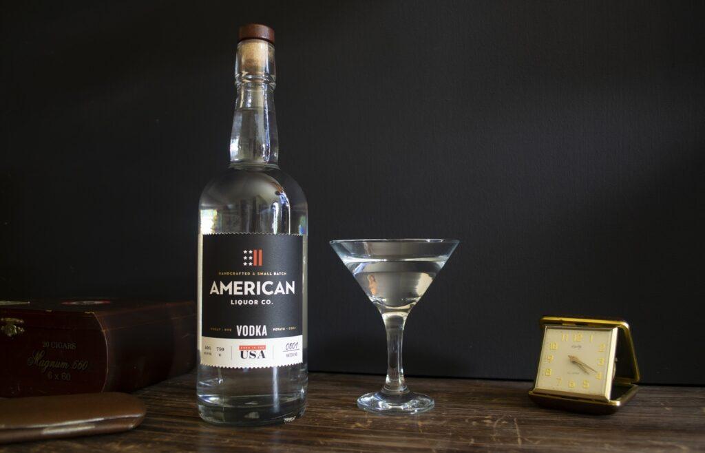 American Liquor Co. Blended Vodka
